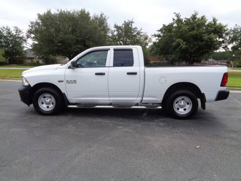 2015 RAM Ram Pickup 1500 for sale at BALKCUM AUTO INC in Wilmington NC