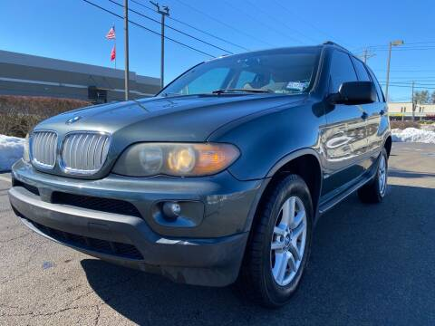 2005 BMW X5 for sale at MFT Auction in Lodi NJ
