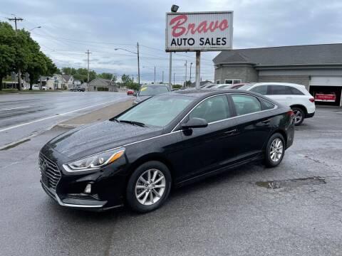 2018 Hyundai Sonata for sale at Bravo Auto Sales in Whitesboro NY