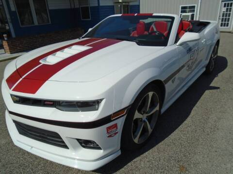 2015 Chevrolet Camaro for sale at Total Eclipse Auto Sales & Service in Red Bud IL