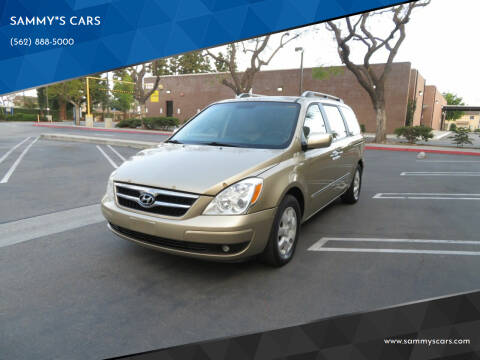 "2007 Hyundai Entourage for sale at SAMMY""S CARS in Bellflower CA"