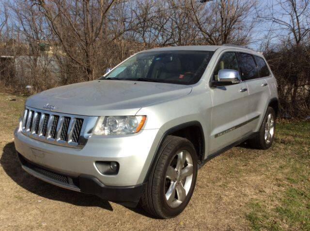 2012 Jeep Grand Cherokee for sale at Allen Motor Co in Dallas TX