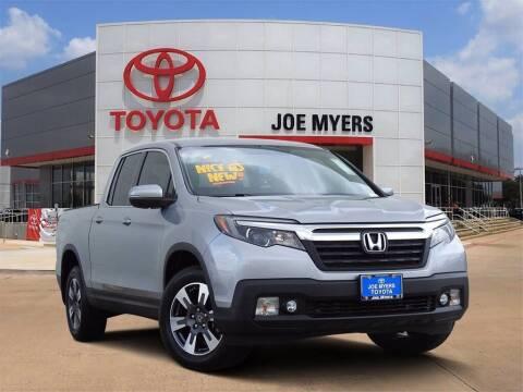 2017 Honda Ridgeline for sale at Joe Myers Toyota PreOwned in Houston TX