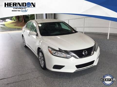 2016 Nissan Altima for sale at Herndon Chevrolet in Lexington SC