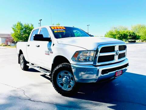 2017 RAM Ram Pickup 3500 for sale at Bargain Auto Sales LLC in Garden City ID