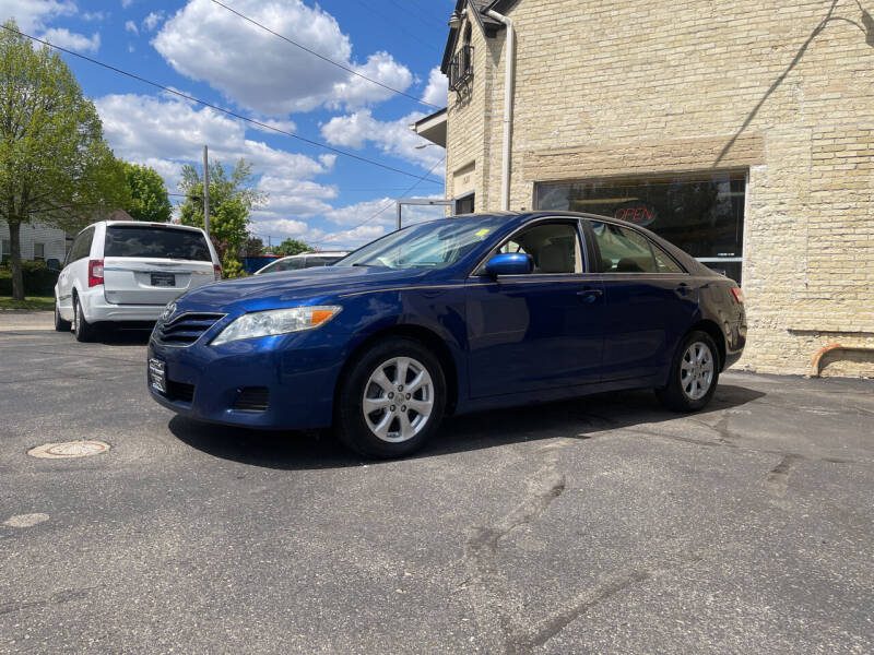 2011 Toyota Camry for sale at Strong Automotive in Watertown WI