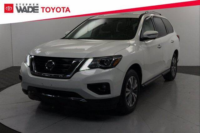 2019 Nissan Pathfinder for sale at Stephen Wade Pre-Owned Supercenter in Saint George UT