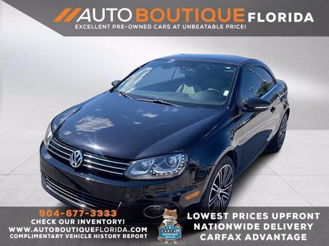 2015 Volkswagen Eos for sale in Jacksonville, FL