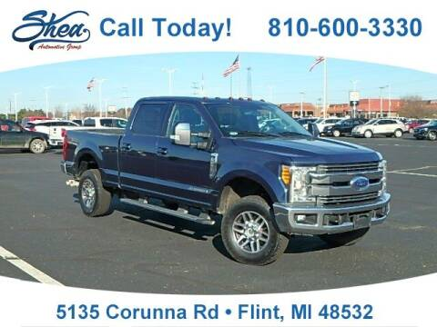 2017 Ford F-250 Super Duty for sale at Jamie Sells Cars 810 in Flint MI