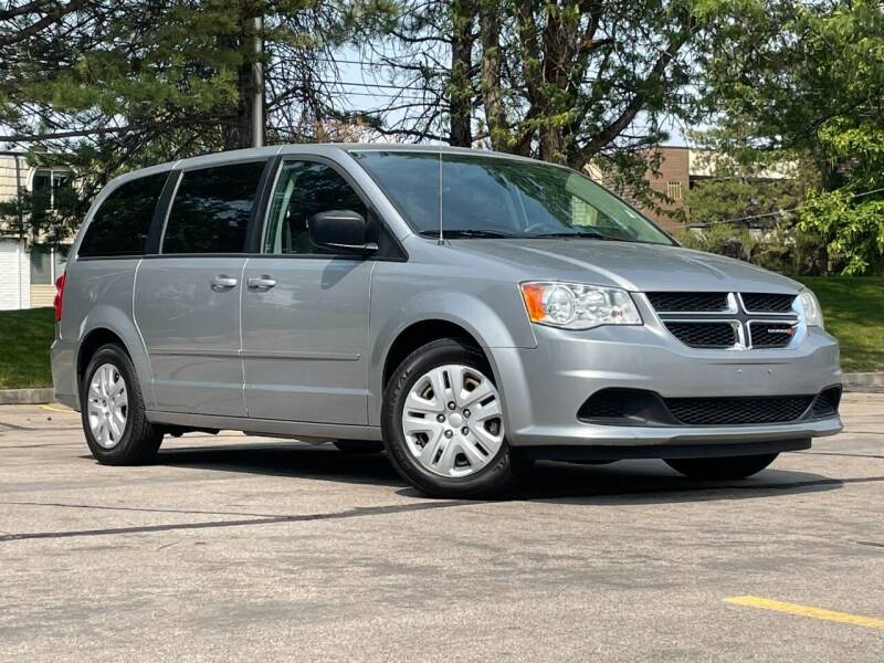 2015 Dodge Grand Caravan for sale at Used Cars and Trucks For Less in Millcreek UT