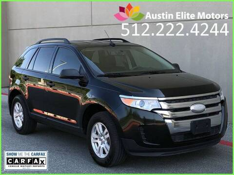 2012 Ford Edge for sale at Austin Elite Motors in Austin TX