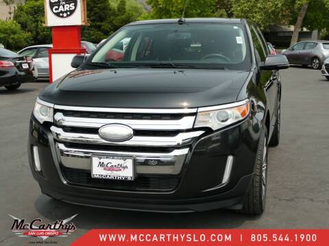 2013 Ford Edge for sale at McCarthy Wholesale in San Luis Obispo CA