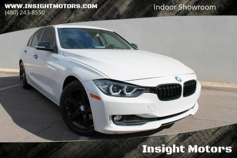 2013 BMW 3 Series for sale at Insight Motors in Tempe AZ