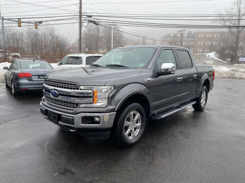 2018 Ford F-150 for sale at Turnpike Automotive in North Andover MA
