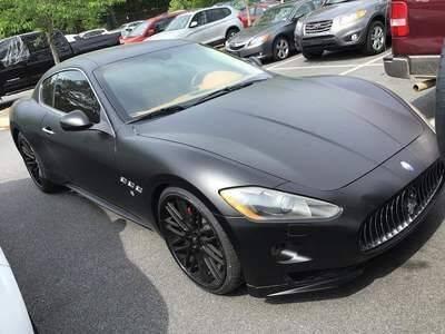 2008 Maserati GranTurismo for sale at Gwinnett Luxury Motors in Buford GA