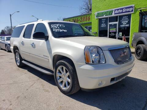 2012 GMC Yukon XL for sale at Empire Auto Group in Indianapolis IN