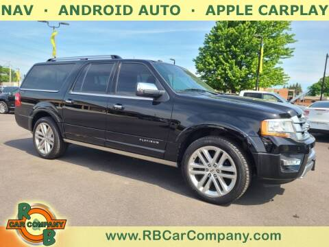 2017 Ford Expedition EL for sale at R & B Car Company in South Bend IN