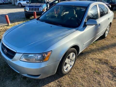 2008 Hyundai Sonata for sale at Texas Select Autos LLC in Mckinney TX