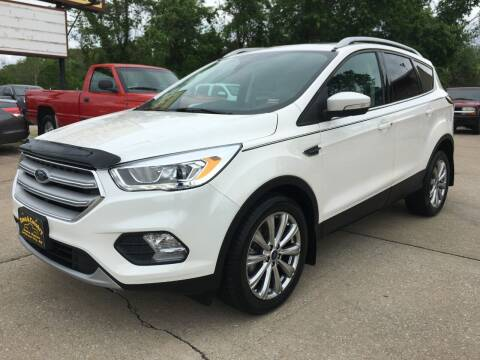 2017 Ford Escape for sale at Town and Country Auto Sales in Jefferson City MO