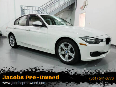 2015 BMW 3 Series for sale at Jacobs Pre-Owned in Lake Worth FL