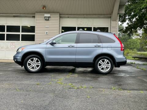 2010 Honda CR-V for sale at Autofinders Inc in Clifton Park NY
