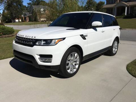 2015 Land Rover Range Rover Sport for sale at Classic Connections in Greenville NC