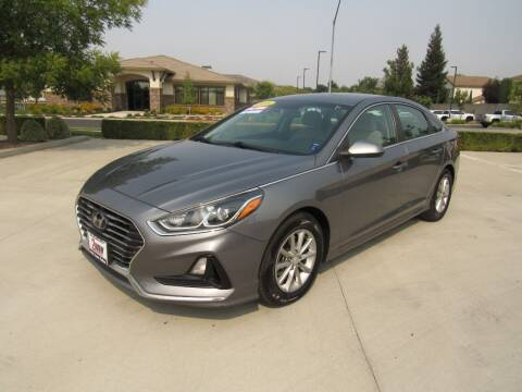 2018 Hyundai Sonata for sale at 2Win Auto Sales Inc in Oakdale CA