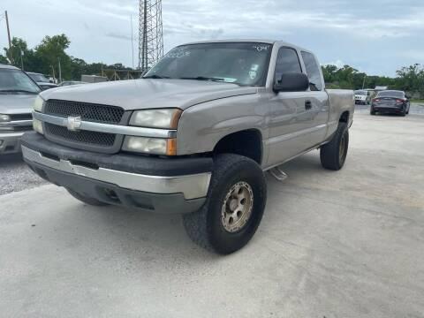 2004 Chevrolet Silverado 1500 for sale at Bayou Motors Inc in Houma LA
