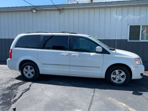 2010 Dodge Grand Caravan for sale at Tomasello Truck & Auto Sales, Service in Buffalo NY