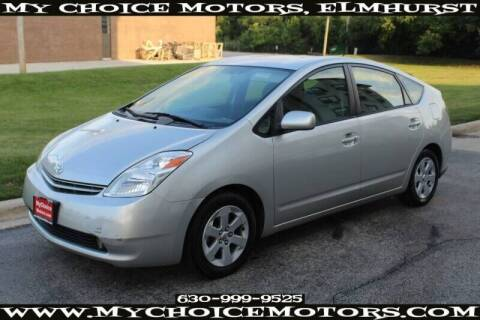 2005 Toyota Prius for sale at My Choice Motors Elmhurst in Elmhurst IL