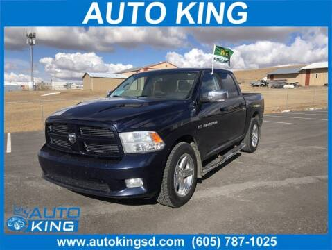 2012 RAM Ram Pickup 1500 for sale at Auto King in Rapid City SD