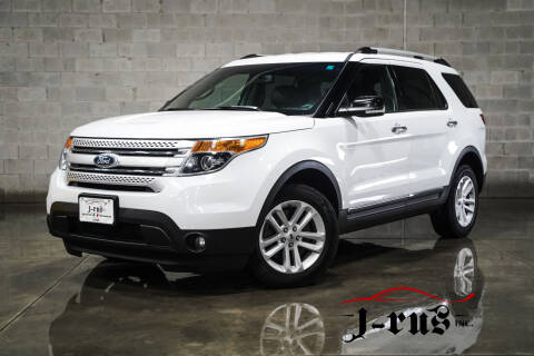 2014 Ford Explorer for sale at J-Rus Inc. in Macomb MI