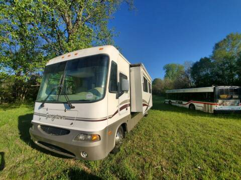 2002 Ford Motorhome Chassis for sale at Dukes Automotive LLC in Lancaster SC