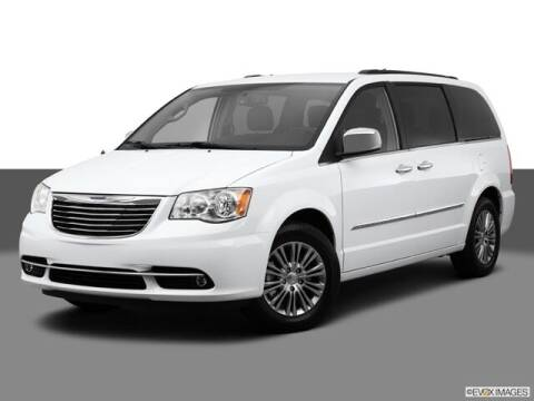 2014 Chrysler Town and Country for sale at West Motor Company in Hyde Park UT