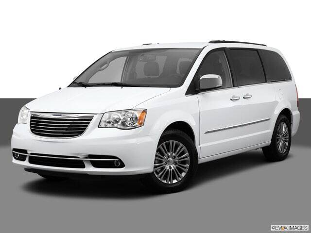 2014 Chrysler Town and Country for sale at West Motor Company in Preston ID
