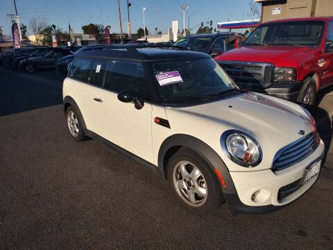 2011 MINI Cooper Clubman for sale at Thomas Auto Sales in Manteca CA