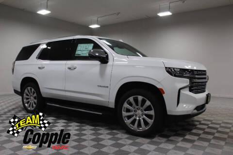 2021 Chevrolet Tahoe for sale at Copple Chevrolet GMC Inc in Louisville NE