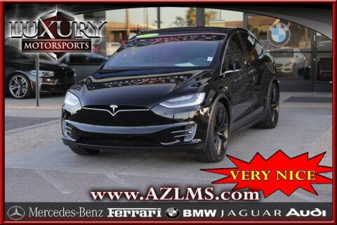 2019 Tesla Model X for sale at Luxury Motorsports in Phoenix AZ