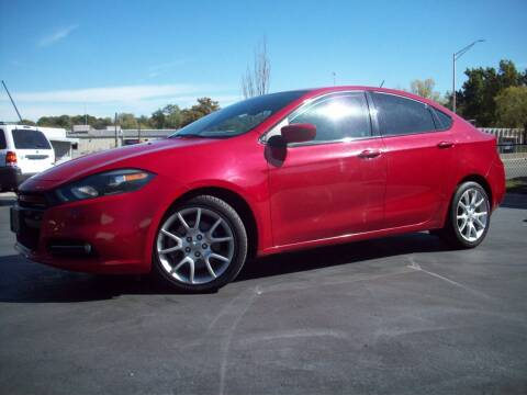 2013 Dodge Dart for sale at Whitney Motor CO in Merriam KS