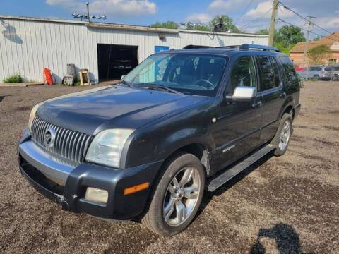 2010 Mercury Mountaineer for sale at North Oakland Motors in Waterford MI