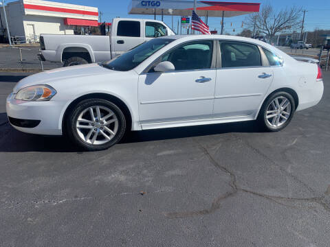2014 Chevrolet Impala Limited for sale at Doug White's Auto Wholesale Mart in Newton NC