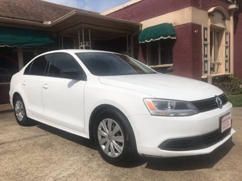 2011 Volkswagen Jetta for sale at Firestation Auto Center in Tyler TX