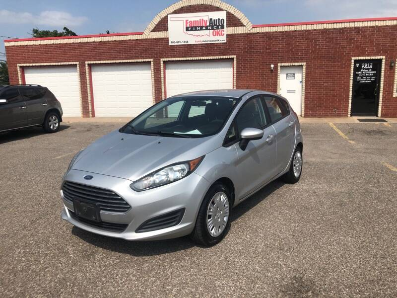 2016 Ford Fiesta for sale at Family Auto Finance OKC LLC in Oklahoma City OK