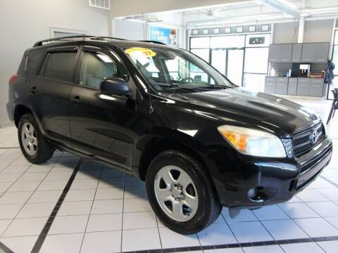 2007 Toyota RAV4 for sale at Crossroads Car & Truck in Milford OH