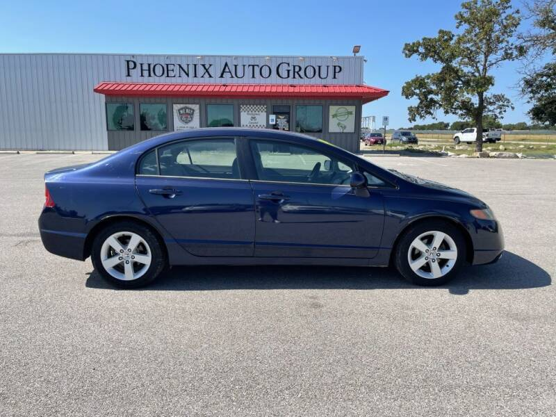 2006 Honda Civic for sale at PHOENIX AUTO GROUP in Belton TX