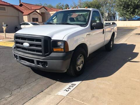 2007 Ford F-350 Super Duty for sale at EV Auto Sales LLC in Sun City AZ