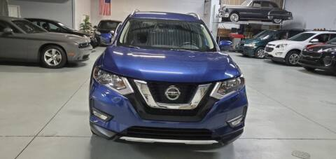2018 Nissan Rogue for sale at GROUP AUTO IMPORT & EXPORT in Newark NJ