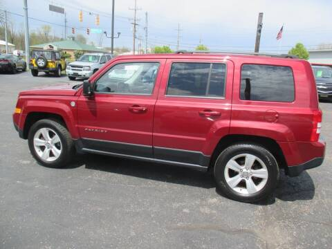 2012 Jeep Patriot for sale at Home Street Auto Sales in Mishawaka IN