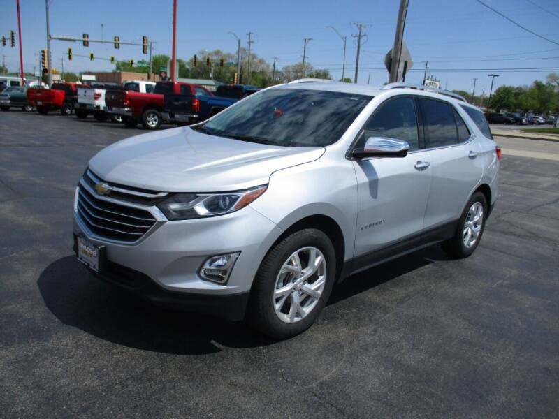 2018 Chevrolet Equinox for sale at Windsor Auto Sales in Loves Park IL