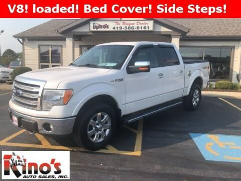 2013 Ford F-150 for sale at Rino's Auto Sales in Celina OH